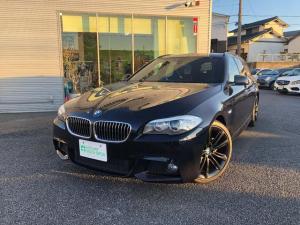 BMW 5シリーズ 523dブルーパフォーマンス ツーリングMスポーツP