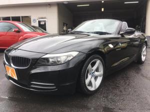 BMW Z4  sDrive23i ハイラインパッケージ 電動メタルトップ ブラックレザーシート シートヒーター パワーシート 純正HDDナビ 純正アルミ プッシュスタート キーレス LED/HIDヘッドライト