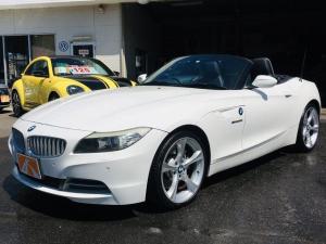 BMW Z4 sDrive35i 電動メタルトップ ブラックレザーシート