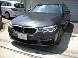 BMW 5シリーズ 523i Mスポーツ 2年BPSデモカー禁煙認定車