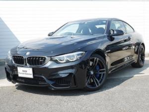 BMW M4 M4クーペ 1年AC デモ禁煙認定車