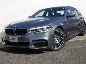 BMW 5シリーズ 523i Mスポーツ 2年BPSデモ禁煙認定車