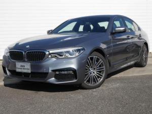BMW 5シリーズ 530e Mスポーツアイパフォーマンス 2年BPSデモ認定車