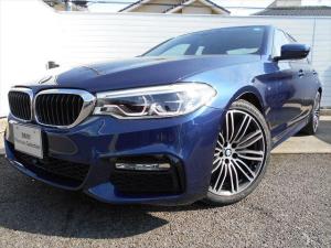BMW 5シリーズ 523d Mスポーツ 2年BPSデモ禁煙認定車