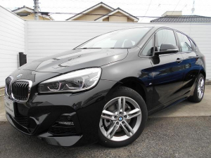 BMW 2シリーズ 218d xDriveアクティブツアラー Mスポーツ認定車