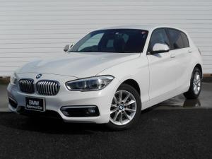 BMW 1シリーズ 118d スタイル 1年AC1オナ禁煙認定車