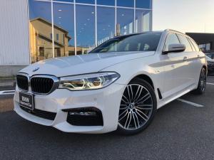 BMW 5シリーズ 523iツーリング Mスポーツ 2年BPSデモ認定車