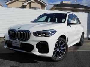 BMW X5 xDrive 35d Mスポーツ 2年BPSデモ禁煙認定車