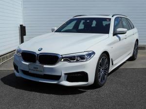 BMW 5シリーズ 530iツーリング Mスポーツ 2年BPSデモ禁煙認定車