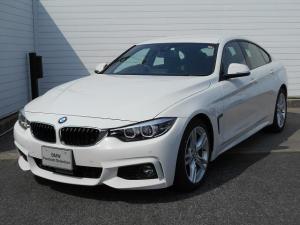 BMW 4シリーズ 420iグランクーペ Mスポーツ2年BPSデモ認定車