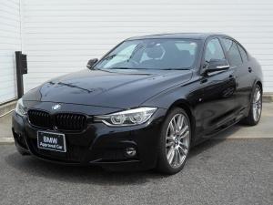 BMW 3シリーズ 320d MスポーツLCI 19AW 認定中古車