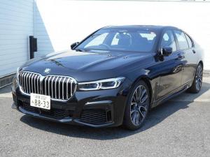 BMW 7シリーズ 740d xDrive Mスポーツ 2年BPSデモ禁煙認定車