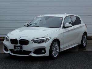 BMW 1シリーズ 118d Mスポーツ 1年AC1オナ禁煙認定車