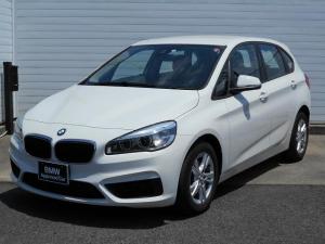 BMW 2シリーズ 218dアクティブツアラー 1年AC1オナ禁煙認定車