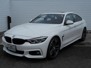 BMW 4シリーズ 420iグランクーペ Mスポーツ 2年BPSデモ認定車