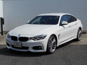 BMW 4シリーズ 430iグランクーペ Mスポーツ 2年BPSデモ禁煙認定車