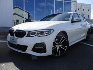 BMW 3シリーズ 320i Mスポーツ 全方位カメラ DebutPKG コンフォート ブラックレザーシート 19AW 弊社デモカー 認定中古車
