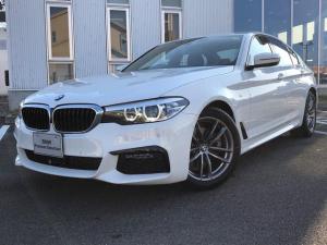 BMW 5シリーズ 523d xDrive Mスピリット LEDヘッドライト ACC 18AW 弊社デモカー 認定中古車