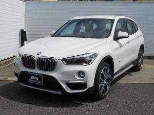 BMW X1 xDrive 25i xライン 1年AC1オナ禁煙認定車
