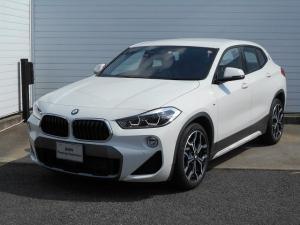 BMW X2 sDrive 18i MスポーツX 2年BPSデモ禁煙認定車