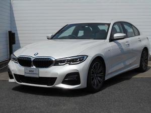 BMW 3シリーズ 320i Mスポーツ 18AWベージュ革衝突軽減ACCPアシストETC2年BPSデモ禁煙認定車