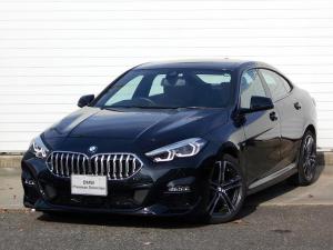BMW 2シリーズ 218iグランクーペ Mスポーツ 18AW衝突軽減ACCPアシストナビpkgETC 2年BPSデモカー禁煙認定車