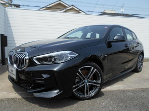 BMW 1シリーズ 118i Mスポーツ 18AW衝突軽減ACCPアシストコンフォートpkgETC 2年BPSデモカー禁煙認定車