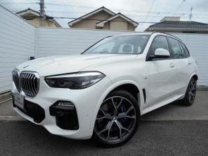BMW X5 xDrive 35d Mスポーツ 21AW黒革衝突軽減地デジACCPアシストコンフォートプラスpkgドライビングpkgETC 2年BPSデモカー禁煙認定車