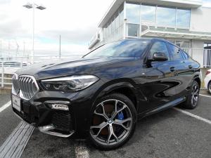 BMW X6 xDrive 35d Mスポーツ 21AW茶革パノラマSRスカイラウンジ衝突軽減地デジACCPアシストドラレコETC 2年BPS1オナ禁煙認定車