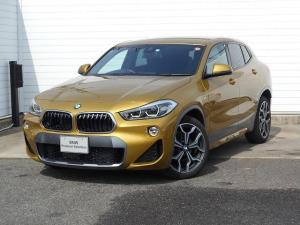 BMW X2 sDrive 18i MスポーツX 19AW衝突軽減PアシストコンフォートpkgETC 1年AC1オナ禁煙認定車