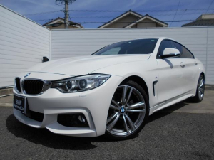 BMW 4シリーズ 420iグランクーペ Mスポーツ 19AWレーンチェンジACC衝突軽減禁煙1オーナー認定中古車