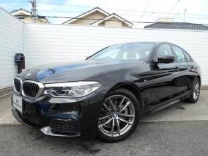 BMW 5シリーズ 523d xDrive Mスピリット 18AWアドバンスドPKGヘッドUPディスプレイデモカー認定中古車