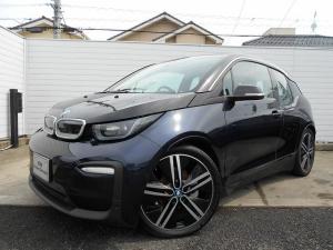 BMW i3 レンジ・エクステンダー装備車 Suiteブラウン革20AW衝突軽減ACCワイヤレスチャージデモカー認定中古車