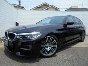 BMW 5シリーズ 523iツーリング Mスポーツ 19AWウッドパネルPアシスト禁煙1オーナー認定中古車