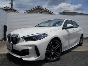 BMW 1シリーズ 118d Mスポーツ 18AWコンフォートPKG電動シート電動トランクACCデモカー認定中古車