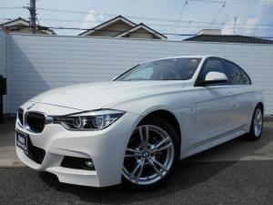 BMW 3シリーズ 320i Mスポーツ 18AW後期8Aエンジン衝突軽減ACCドラレコ禁煙1オーナー認定中古車