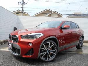 BMW X2 xDrive 20i MスポーツX 20AWデビューPKGセーフティPKG社外DTVドラレコ禁煙1オーナー認定中古車