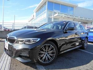 BMW 3シリーズ 320d xDriveツーリング Mスポーツ 18AWコンフォートPサテンルーフレールモールPアシスト+デモカー認定中古車