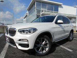 BMW X3 xDrive 20d Xライン 19AWハイラインPKGモカ革シートヒーター禁煙1オーナー認定中古車