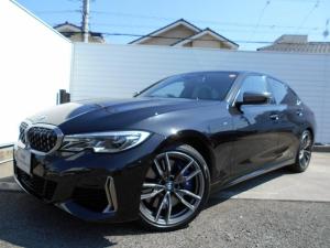 BMW 3シリーズ M340i xDrive 19AW黒革ハーマンカードンHi-Fiドラレコ禁煙認定中古車