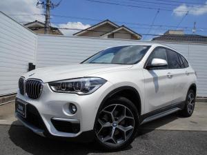BMW X1 xDrive 18d xライン 18AWコンフォートPKGシートヒータードラレコ禁煙1オーナー認定中古車