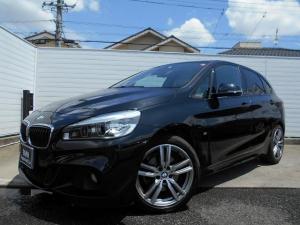 BMW 2シリーズ 218iアクティブツアラー Mスポーツ 18AWコンフォートPパーキングサポートPオートトランクETCコンフォートアクセス禁煙認定中古車
