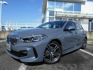 BMW 1シリーズ 118i Mスポーツ 18AWコンフォートPKG運転席電動シートACCデモカー認定中古車