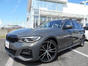 BMW 3シリーズ 320d xDriveツーリング Mスポーツ 19AWデビューPKGオイスター革イノベーションPKGレーザーライトヘッドUPディスプレイ禁煙1オーナー認定中古車