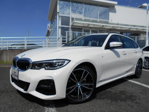 BMW 3シリーズ 320d xDriveツーリング Mスポーツ 19AWコンフォートPKGシートヒーター純正DTV禁煙1オーナー認定中古車