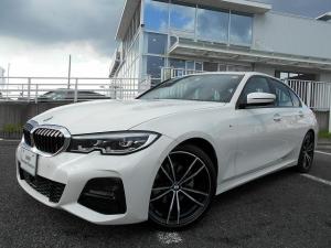 BMW 3シリーズ 320i Mスポーツ 19AWコンフォートPKGシートヒーターパーキングアシスト+ACCデモカー認定中古車