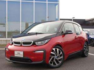 BMW i3 スイート レンジ・エクステンダー装備車 19AWダークトリュフ革パーキングサポートPハーマンカードンHi-Fi衝突軽減ACCデモカー認定中古車