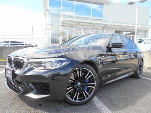 BMW M5 M5 20AWコンフォートPKGアラゴン革ハーマンカードンHi-Fi禁煙1オーナー認定中古車