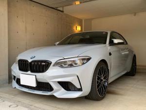 BMW M2 コンペティション 6MT