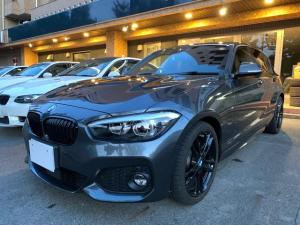 BMW 1シリーズ 118d Mスポーツ エディションシャドー 茶革 ACC